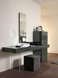 modern black dressing table presotto swing dressing table contemporary italian dressing table
