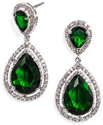 emerald green earrings real vs bulgari emerald pendant earrings
