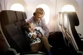 Comfort On Long Flights Some Airlines Go Above And Beyond To Accommodate Kids On Long