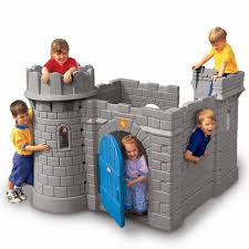 amazon com little tikes classic castle toys u0026 games