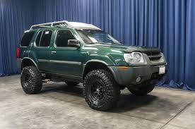 lifted 2002 nissan xterra supercharged 4x4 northwest motorsport