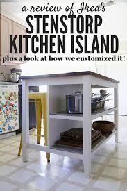 ikea kitchen island ikea hack stenstorp kitchen island renovations