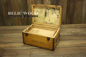 wedding gift keepsake box custom wedding keepsake box