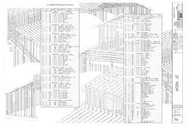 two story barn plans two story foundation u0026 roof plans