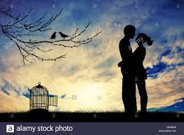 lovers kissing stock photo royalty free image 118720868 alamy