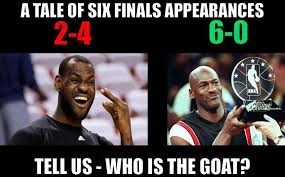 Kobe Lebron Jordan Meme - lebron about to have more finals than kobe and jordan despite