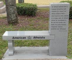 file american atheists bench back jpg wikimedia commons