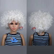 white halloween wigs genda