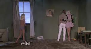 Chandelier Dance Sia And Maddie Ziegler Perform On Ellen Degeneres Reprobait