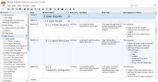 report requirements template report specification template unique exle requirements