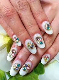 picture 4 of 10 cute acrylic nail designs 2013 photo gallery