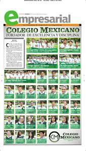 empresarial 20150531 by el mañana reynosa issuu