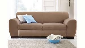 oder sofa home affaire ecksofa als 2 oder 3 sitzer in microfaser