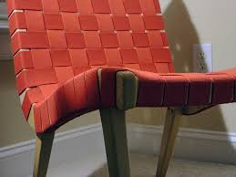 risom lounge chair designed by danish american furniture d flickr
