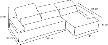 taille canapé articles with dimensions canape convertible 3 places tag dimensions