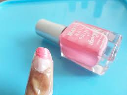 diy beginners scotch tape nail art talk beauty blog