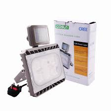 Led Outdoor Sensor Light Motion by 30w Cree Pir Sensor Led Flood Light Motion Sensor Outdoor Lighting
