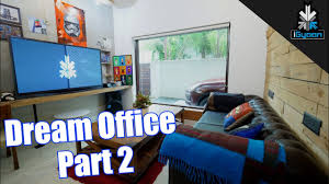 Techoffice by Dream Tech Office Setup Pt 2 Youtube