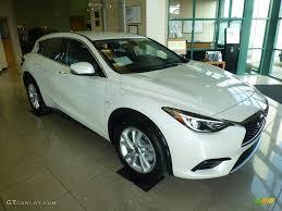 infiniti qx30 interior 2017 majestic white infiniti qx30 115563103 gtcarlot com car