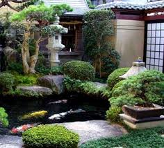 Japanese Patio Design Contemporary Water Garden Design For Modern Outdoor Patio Design