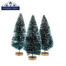 miniature christmas trees miniature seasonal trees hobby lobby 740837