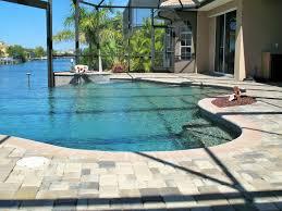 enclosed pool concrete swimming pool jacksonville pool builder