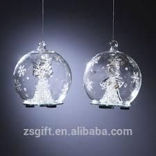 handmade wholesale decoration clear glass globe