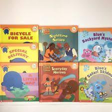 blues clues books ebay