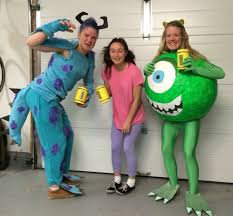 Monsters Inc Baby Halloween Costumes by Halloween Costume Contest Winners From The Pros To Average Joes