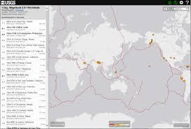 Usgs Earthquake Map California Seismic Hazard Maps And Data Socalgis Org