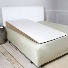 bed wedge pillow avana superslant full length acid reflux bed wedge pillow with