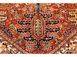 Antique Washed Rugs 10 U0027 X 13 U0027 Antique Persian Mahal Authentic Rug Made In North West