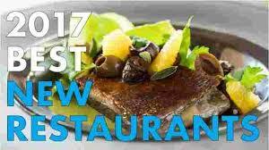 list of international cuisines best restaurants of 2017 in