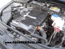audi b7 engine product b7 a4 2 0t carbon fiber engine cover eurogear usa