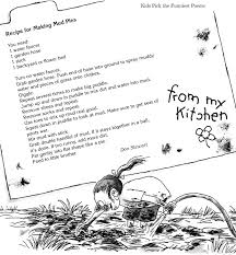 recipe for making mud pies