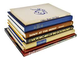 vintage history art and design coffee table books set of 7