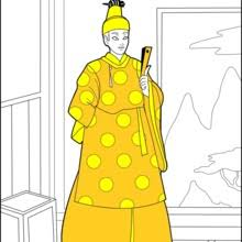 african princess coloring pages hellokids