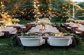 outside wedding ideas seven easy ways to facilitate outdoor webshop nature