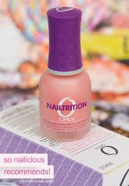 orly nailtrition review grow your nails stronger