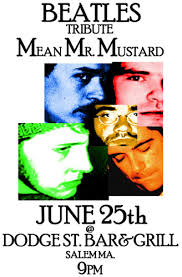 mr mustard mr mustard a live tribute to the beatles on boston s
