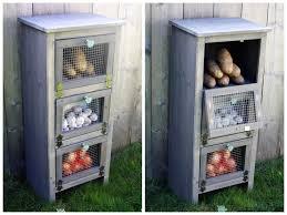 ana white vegetable bin cupboard diy projects
