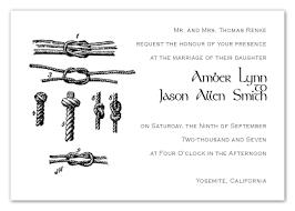 knot wedding rock climber wedding invitations climbing knot wedding invitations