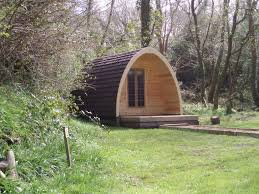 Wooden Tent by Camping Huts U0027pods U0027 Ruthern Valley Holidays Cornwall Ruthern