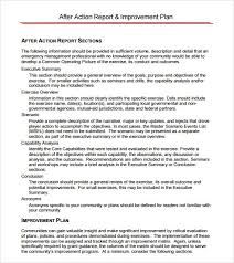grant report template sle after report 6 documents in pdf intended for
