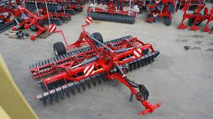 Unia Ares Xl Disc Cultivator Farmtech Machinery