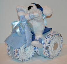 baby carriage diaper cake baby carriage cake baby and diapers