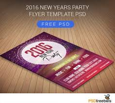 new year brochure template