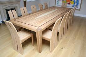 solid oak dining table 12 chairs seater tables sydney extending