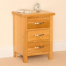 Oak Bedside Tables Oak Bedside Cabinet Ebay