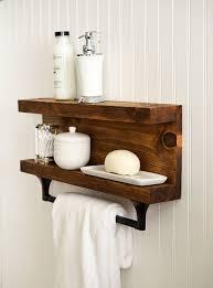 Bathroom Towels Decoration Ideas by Best 20 Towel Bars Ideas On Pinterest Towel Bars And Holders
